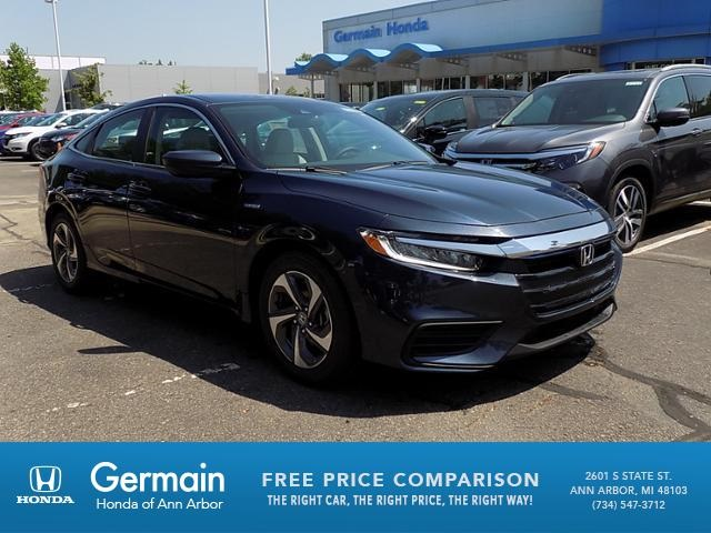 New 2020 Honda Insight LX