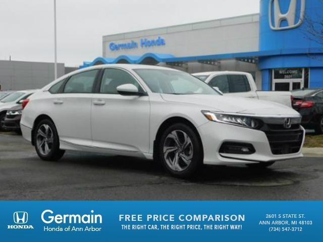 new 2018 honda accord ex 4d sedan in ann arbor ha20717 germain