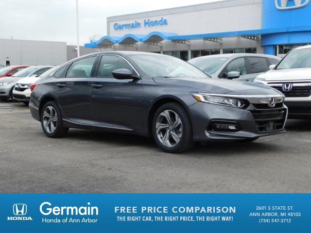 new 2018 honda accord ex l 4d sedan in ann arbor ha20644 germain