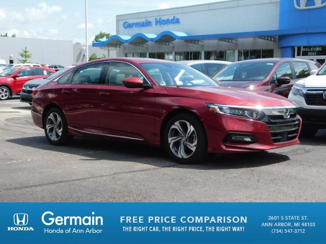 new 2018 honda accord ex l 4d sedan in ann arbor ha20711 germain