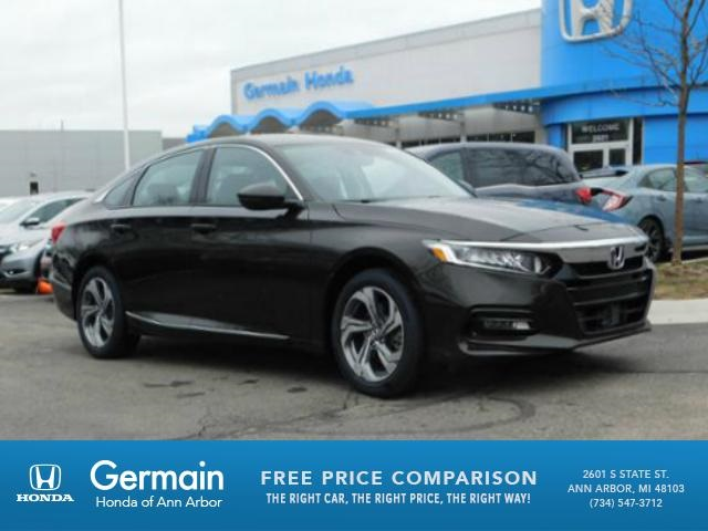 New Honda Accord EXL T Navigation D Sedan In Ann Arbor - 2018 acura tsx navigation