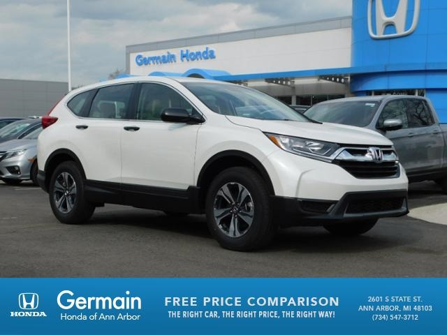 new 2018 honda cr v lx 4d sport utility in ann arbor ha20690