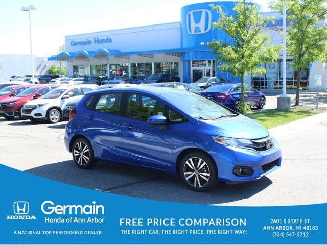 Pre-Owned 2020 Honda Fit EX