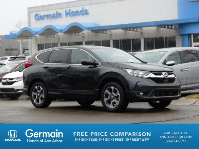 new 2018 honda cr v ex 4d sport utility in ann arbor ha20749