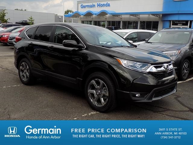 new 2018 honda cr v ex l 4d sport utility in ann arbor ha20775
